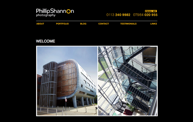 Phillip Shannon Photography site launches!