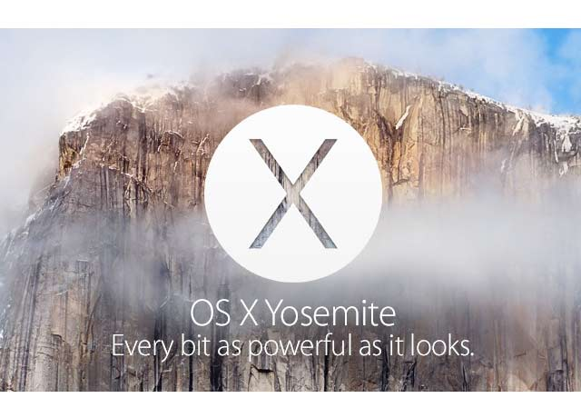 Upgrading Macbook Pro to Yosemite