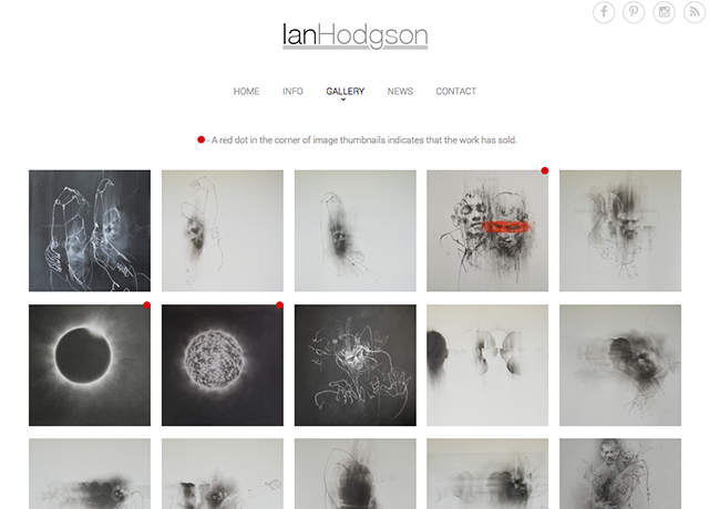 web design work